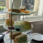 afternoon tea at old waverly