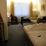  The double twin room