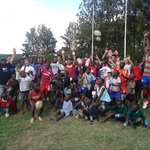 Grenoble University (France) runs a free rugby clinic October 2013