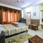 Deluxe room in sunrise villa