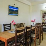Dining room at Sunrise Villa Shimla