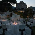  wedding nei giardini
