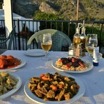 May 2013 and as always food was delicious. My favourite restaurant in Andalucia.