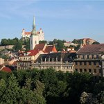  VIew from my window to the Bratislava Castle