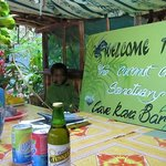 Cave Kava Bar and Coconut Sanctuary