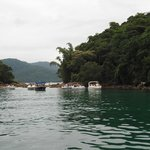 Lagoa Verde, Ilha Grande