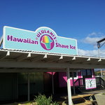 Best Shave Ice on the island of Maui.