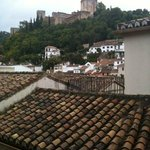  Vistas de la Alhambra desde la habitacin