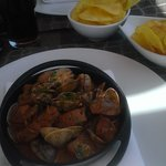 Spicy Pork and Clams - delicious