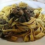  Fettuccine ai Funghi Porcini