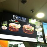  Yep - even in Tel Aviv. We didn&#39;t eat here, but McD was at the mall