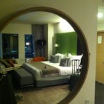 Reflection of room