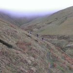 Whiteless Breast to Bleak Rigg above Sale Beck