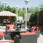 Hilton San Jose Affinity Patio