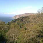  Towards Countisbury Hill
