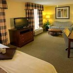  Homewood Suites by Hilton Fresno hotel suite