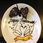 For our Anniversary!!
