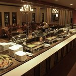Included with all of our guest rooms- a American Breakfst Buffet