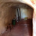 Ask to see the cave dweller's home