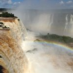  Brazil side of Falls : )