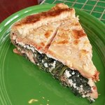  Vegetarian Pie, wonderful slice