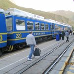 Train to MP expensive. Round trip Ollanta-MP and back $130 (for 1.5h ride) per person.