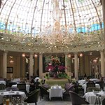 Westin Palace dining room dome