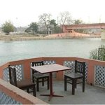  Ganga View with Tea &amp; Snacks outing table