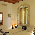 room in Cretan Villa