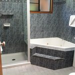 Bathroom w/ spa