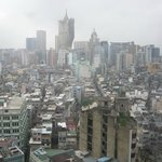  View from room - Grand Lisboa on the far side