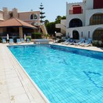 Pandream Pool Area