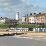 southwold beach and pier