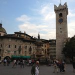 Trento Piazza, a short walk from the Grand Hotel Trento