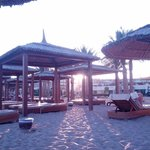 Gazebo in spiaggia