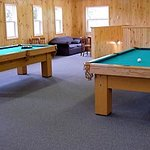 Pool Tables located in Games Room