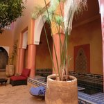  Pool in the little Riad