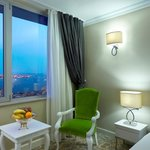 DELUXE DOUBLE ROOM WITH THE BOSPHORUS VIEW