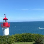  Beg ar vechen : le phare de Port-Manech