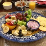 Liz's Summer Fruit Platter