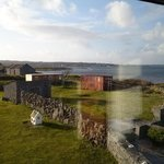 View from my room at Tigh Fitz