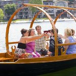 Gondola Cruise on Mirror Lake