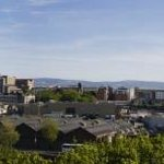  Panoramic View of Dublin from 6th Floor
