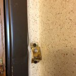 door lock?  a real one is above but geez