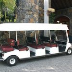  Our special VIP inter resort transport