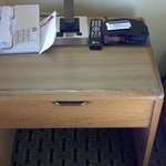Cheap, used nightstand