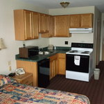 Kitchenette Rooms available for nightly, weekly or monthly stays