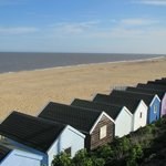 the famous beach huts
