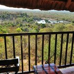 VF Safari Lodge view from Room 56
