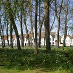  The Beguinage in May
